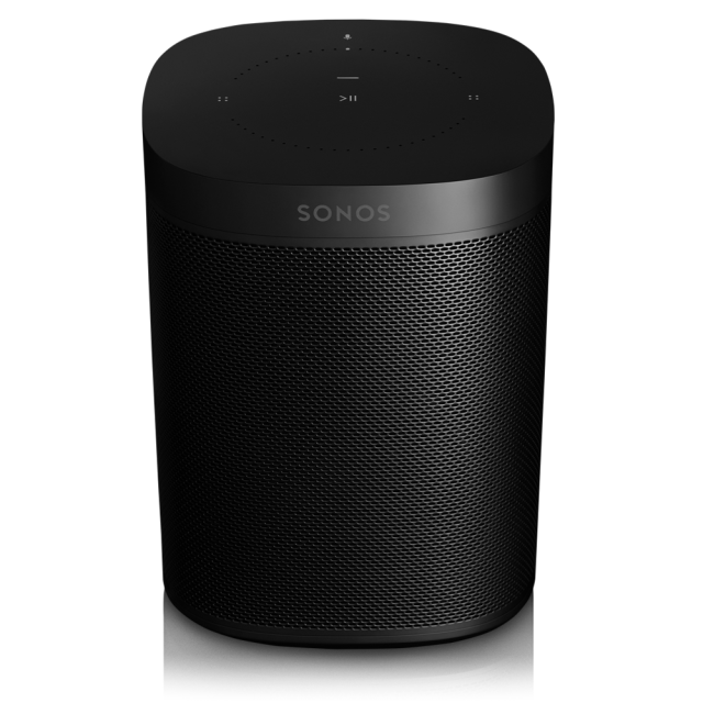 Sonos推出新版SonosOne音箱,外观不变配置升级