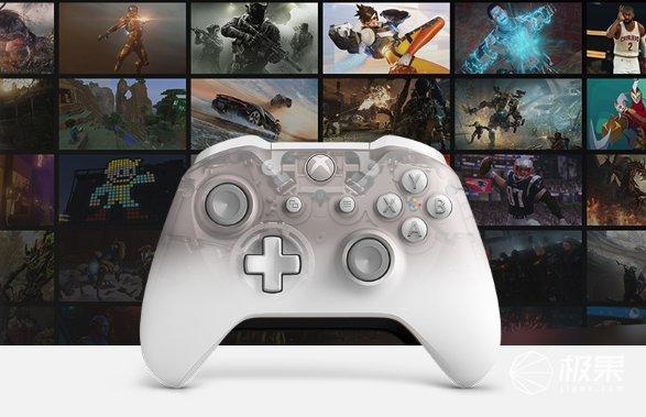 """国行上架!微软XboxOne""""绝对领域:白""""特别版手柄开启预售"""