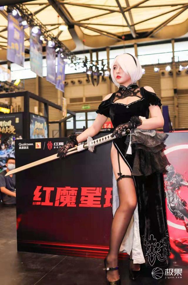 游戏机皇红魔6系列现身ChinaJoy人气火爆!9大游戏IP齐聚红魔展台精彩纷呈!