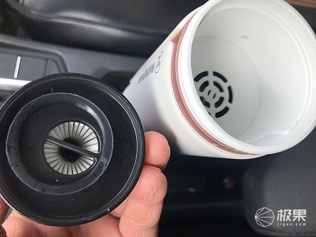 美国西屋手持无线吸尘器
