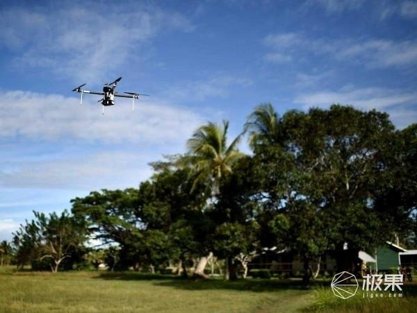 无人机公司Matterne建造全新无人机着陆站,造型堪比星球大战