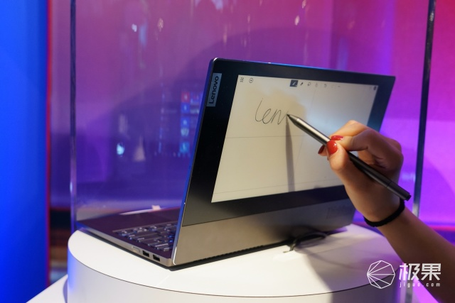 「CES2020」电脑里外都是屏,能写能画还能收发邮件,这下职场人的效率也能提高一大截