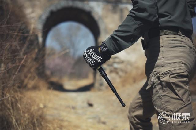 与你一起守护心爱的她|纳丽德NEX12寸便携机械棍