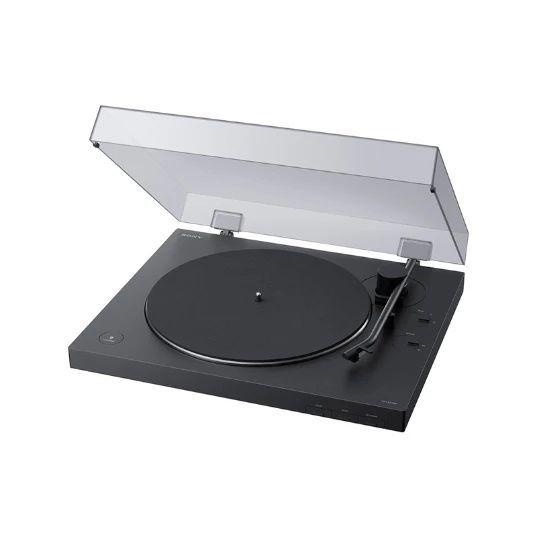 「新东西」再续经典,索尼发布PS-LX310BT黑胶唱片机