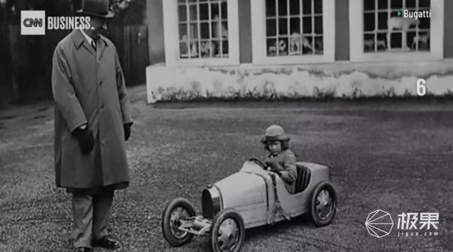 专为儿童打造!布加迪全电动微型汽车BabyII售价27万人民币