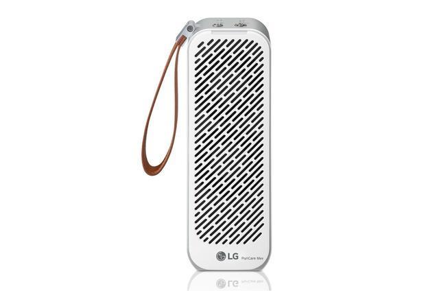 「新东西」LG推出便携式空气净化器:搭载PM1.0传感器,可续航8小时