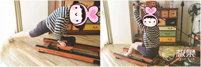 家居健身乐趣很重要,了解几个新姿势,快到你的划船机上试试吧!