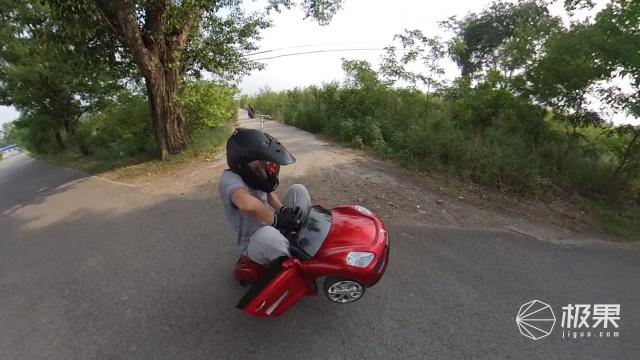 孩儿见哭|爆改儿童电动车,范迪塞尔式翘头起步了解一下!