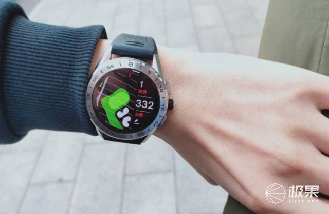 LV进军智能穿戴!智能手表搭配安卓系统,泰格豪雅智能腕表评测