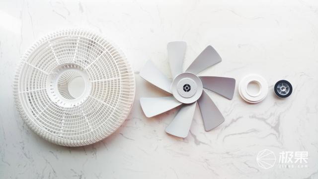 享受不到空调?就让:智米自然风风扇帮你降温吧