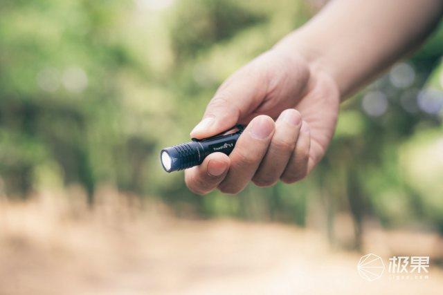随身手电新选择|TRUISTFIREL1小型手电评测