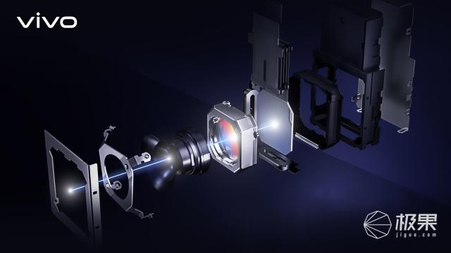 确认搭载!vivoX50Pro公开主摄相机设计:微云台架构+SONY定制滤光片