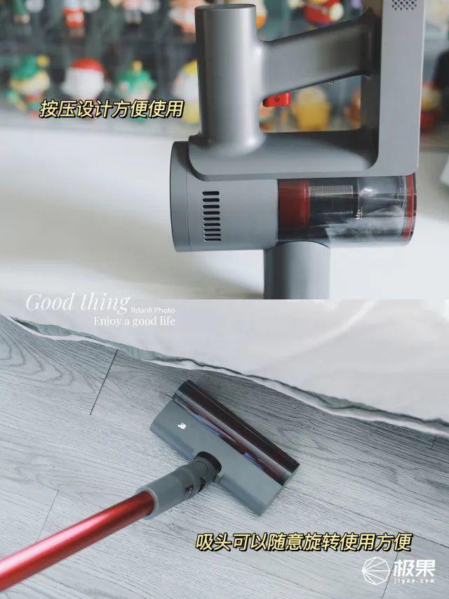 顺造轻量手持吸尘器L1