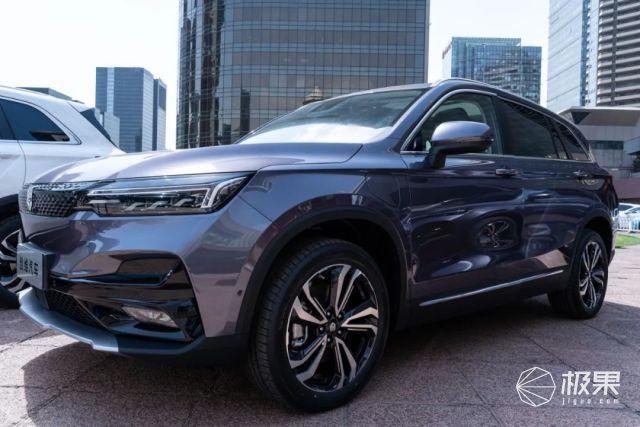 电视大佬「创维」也来造车,首辆中型商务SUV,只卖15万起...