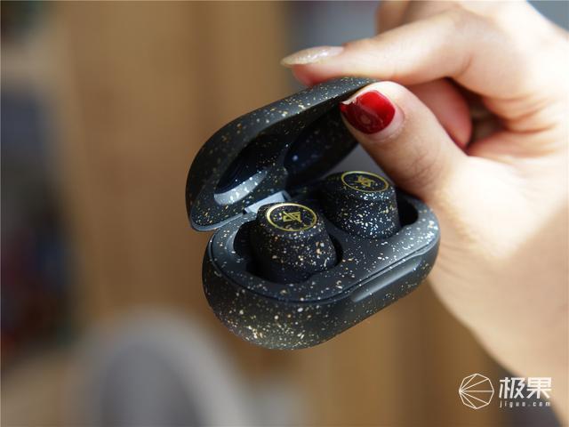 徕声AT200真无线蓝牙耳机颜值音质降噪一个也不少