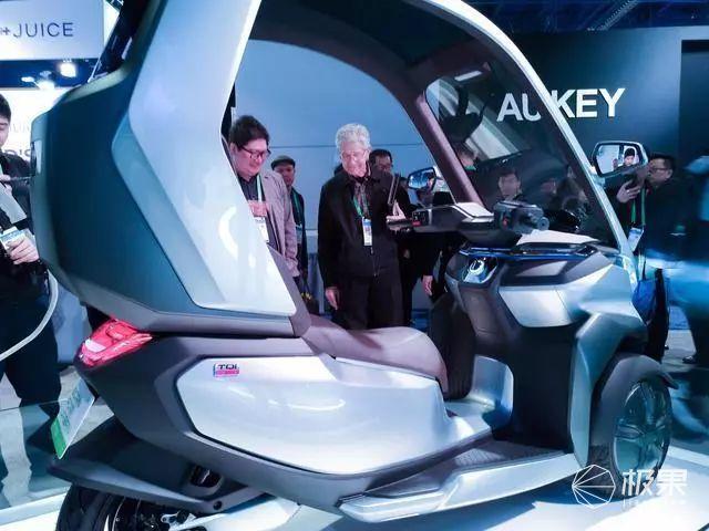 年度科技震惊大展!全球高科技汇聚一堂,连奔驰都要联名《阿凡达》......