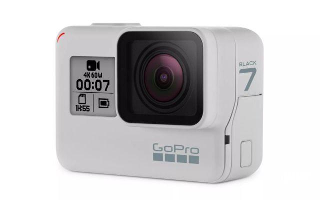 GoPro发布暮光白色限量版:颜色换新价格不变