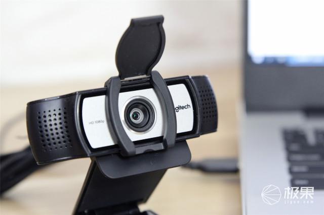 远在天边近在眼前,可会议可直播,罗技C930e高清摄像头评测