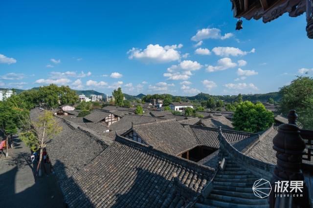阆中古城2日穿越游:一日树人生,一日享生活