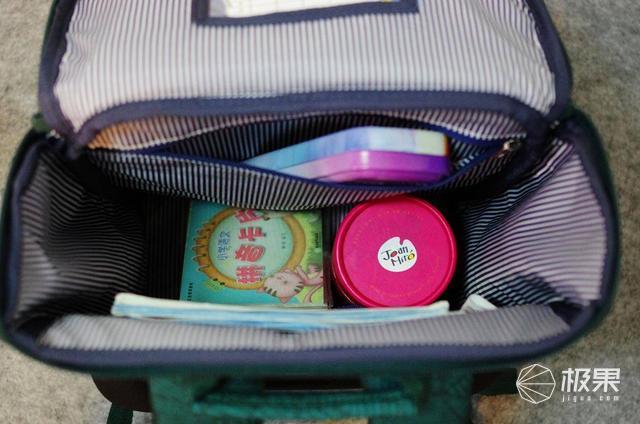 幾乎滿足教師媽媽全部要求的書包,GMTforkids書包