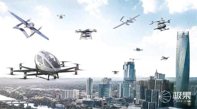 中国制造自动驾驶载人飞行器,零排放、低噪音,航距可达300公里…