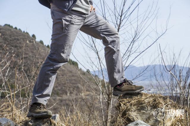 跋山涉水、畅行无阻:图途绿巨人徒步鞋