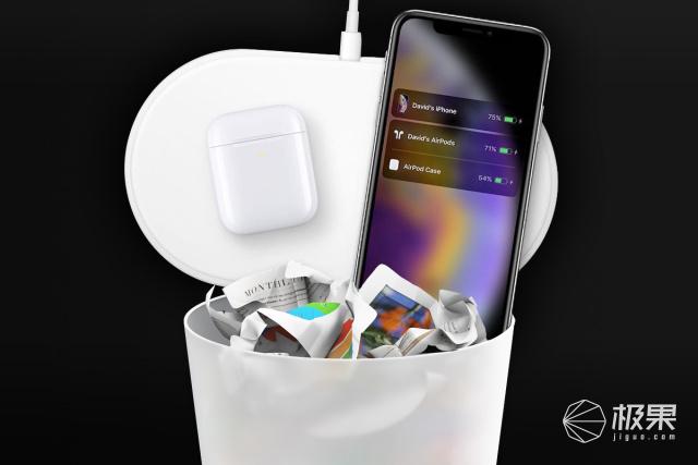 苹果重启AirPower无线充电器项目,或将于WWDC20公布该产品
