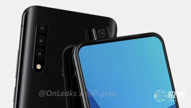 三星欲推出升降式摄像头手机,疑似GalaxyA系列新机