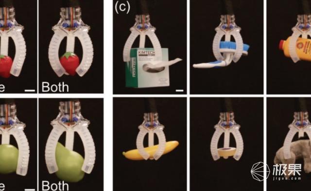 中日兩國研究出3D打印軟體機器人手指,可作用于制造軟致動器