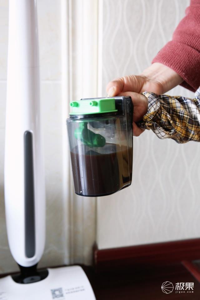 宝妈私藏清洁好物:扫拖洗擦一键到位,会给自己洗澡的拖地神机