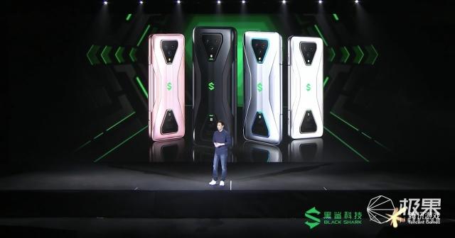 首款5G游戏手机!腾讯黑鲨游戏手机3系列发布,3499元起