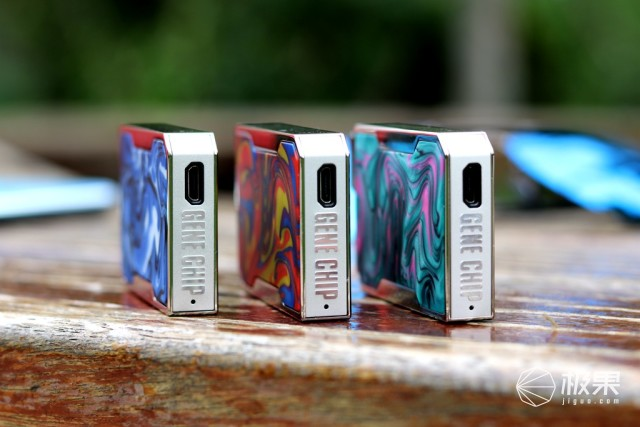 DRAGNanoPod电子烟体验,多种烟弹口味,很精致