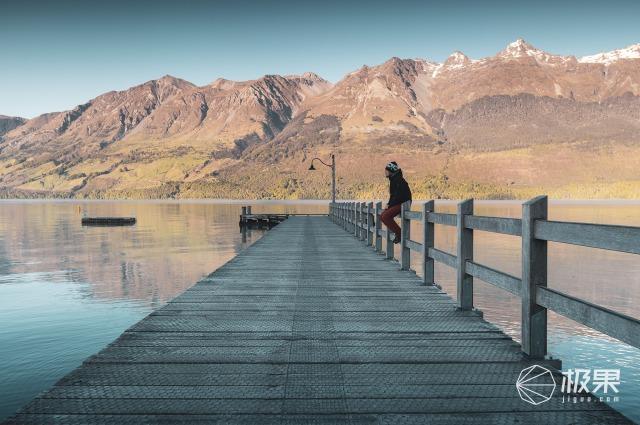 一件衣服,體驗新西蘭的春季與喀納斯的冬季