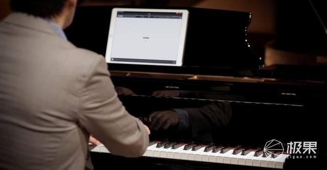 自动演奏钢琴来了!施坦威推出第二代SpirioR新悦钢琴