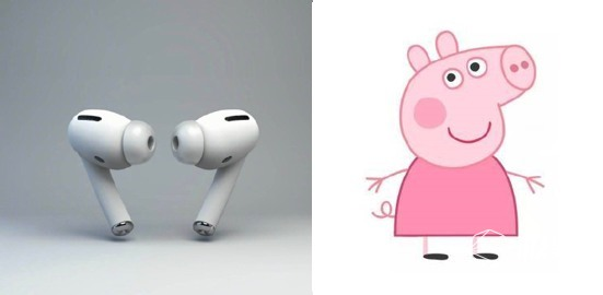 """蘋果AirPodsPro月底或將發布!全新外觀更像""""吹風機"""""""