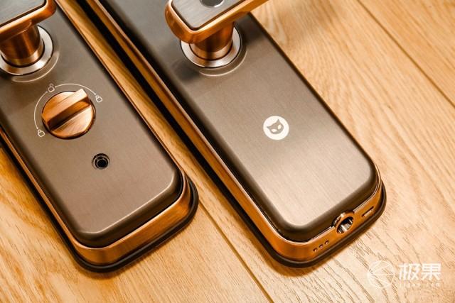 精准识别,夯实有料,斑点猫W500物联网智能指纹锁入手体验