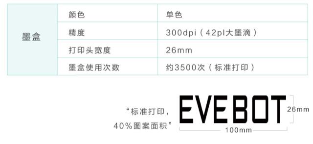 亿瓦(EVEBOT)PrintPen喷印笔