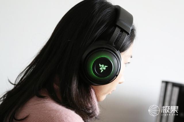 影音电竞好选择:RAZER北海巨妖终极版耳机体验