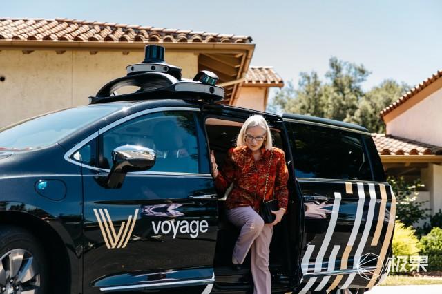 """真敢想!初创公司Voyage制造出可用于远程驾驶的""""无轮汽车"""""""