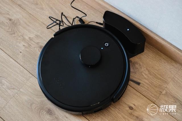 科語小黑匣CL512掃地機器人