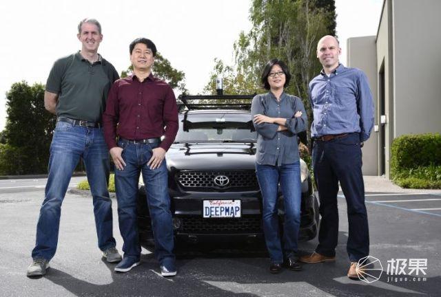 NVIDIA收购DeepMap!扩大地图业务范围,自动驾驶技术再精进...