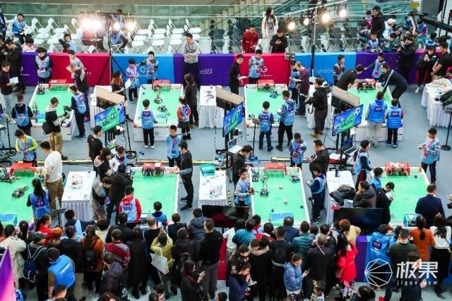 属于中小学生的比赛!2019RoboGenius总决赛在中国科学技术馆圆满落幕
