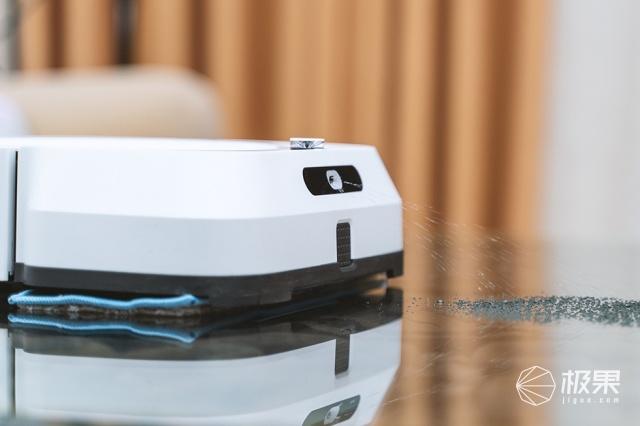 干活好手,喷水、擦地还会学习的iRobotBraavajetm6擦地机器人评测