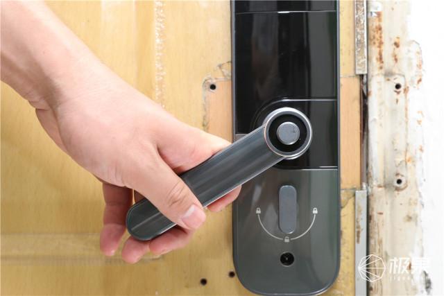 鸟枪换炮,家里也用上智能锁了,钥匙什么的可以藏起来了