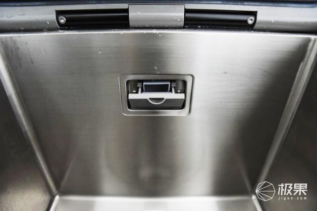 德普凯信水槽洗碗机测评:不弯腰不伤手,超声波去农残,更干净