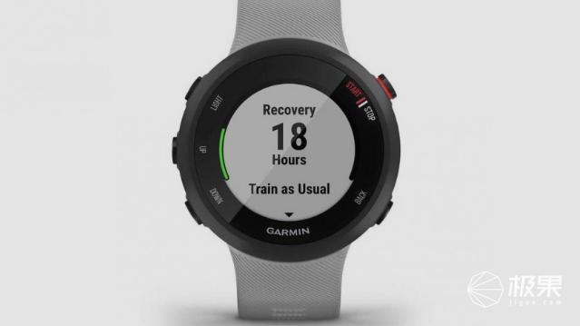 佳明推出Forerunner45Plus跑步手表,售价975元