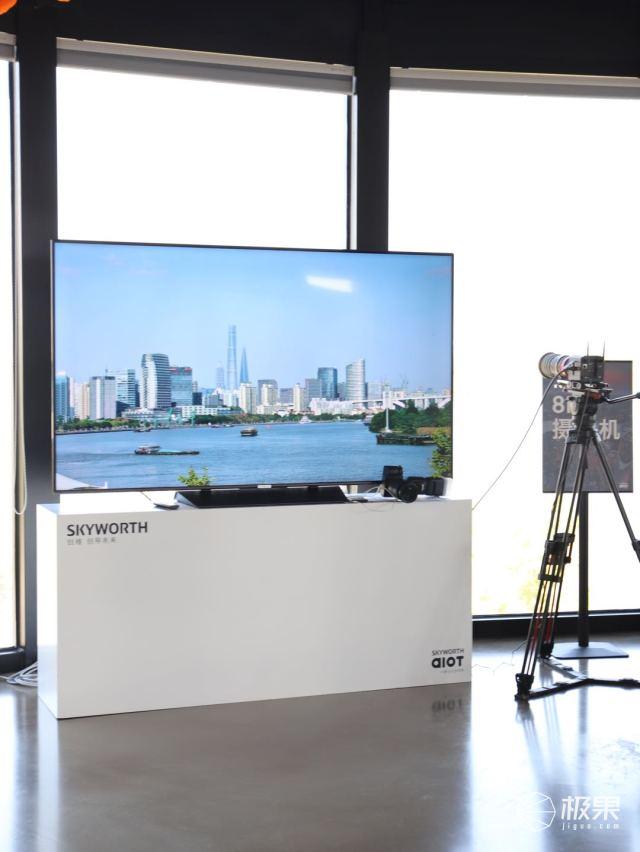 创维Q71系列体验趴 上海站 | 创维Q71系列电视,全程真·8K体验,科技让生活如约而至(图4)