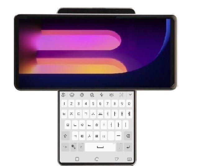 交叉旋转双屏幕设计!LGWing旋转屏手机定档9月14日发布