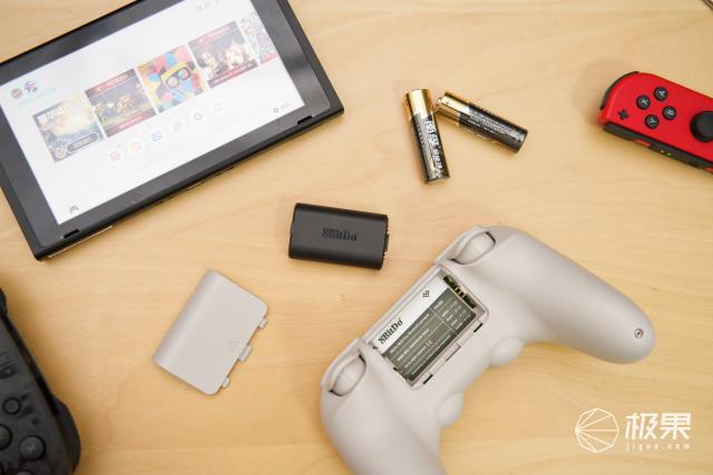 手感功能PLUS,八位堂进化体手柄SN30Pro+