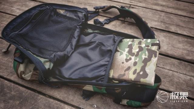 背了这个包,生活才能更骚包|LiiGearMR.BIG迷彩背包体验
